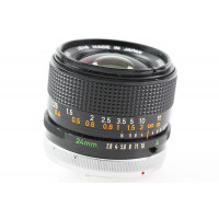 Canon FD 24mm 24 mm S.S.C 1:2.8 2.8 A-1 AT-1 T70 AE-1 F-1-22