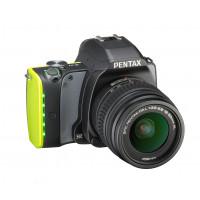 Pentax K-S1 SLR-Digitalkamera (20 Megapixel, 7,6 cm (3 Zoll) TFT Farb-LCD-Display, ultrakompaktes Gehäuse, Anti-Moiré-Funktion, Full-HD-Video, Wi-Fi, HDMI) Kit inkl. DAL 18-55 Objektiv midnight black-22