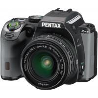 Pentax K-S2 Spiegelreflexkamera (20 Megapixel, 7,6 cm (3 Zoll) LCD-Display, Full-HD-Video, Wi-Fi, GPS, NFC, HDMI, USB 2.0) Kit inkl. 18-50mm WR-Objektiv schwarz/Rennstreifen-21