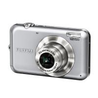 Fujifilm Finepix JV100 Digitalkamera (12 Megapixel, 3-fach opt.Zoom, 6,9 cm Display) silber-22