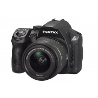 Pentax K-30 SLR-Digitalkamera (16 Megapixel, 7,6 cm (3 Zoll) Display, Full HD) Kit inkl. 18-55mm WR Objektiv schwarz-22