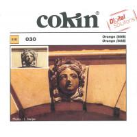 Cokin X030 Farbfilter (85B) Größe S orange-21