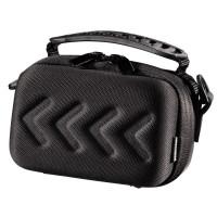 Hama Hardcase Kameratasche für eine kompakte Systemkamera/Videokamera, Hardcase Arrow 80, Schwarz-22