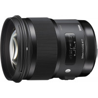 Sigma 50mm F1,4 DG HSM Objektiv (Filtergewinde 77mm) für Nikon Objektivbajonett schwarz-22