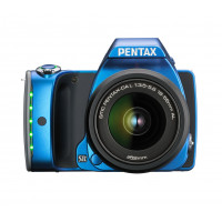 Pentax K-S1 SLR-Digitalkamera (20 Megapixel, 7,6 cm (3 Zoll) TFT Farb-LCD-Display, ultrakompaktes Gehäuse, Anti-Moiré-Funktion, Full-HD-Video, Wi-Fi, HDMI) Kit inkl. DAL 18-55 mm Objektiv blau-22