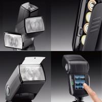 Metz 006431494 Blitzgerät für Nikon schwarz-22