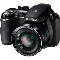 Fujifilm FinePix S4200 schwarz-22