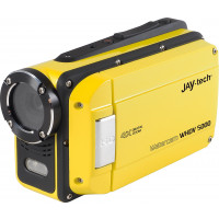 Jaytech 77007408 Wasserkamera (WHDV 5000, 5 Megapixel, CMOS Sensor, Full HD, 1920x1080p) gelb-22