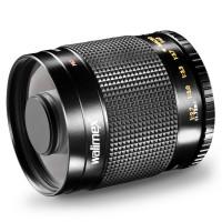 Walimex 500mm 1:8,0 DSLR-Spiegelobjektiv (Filtergewinde 30,5mm, inkl. Skylight und Graufilter) für Sony A Bajonett schwarz-22