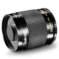 Walimex 500mm 1:8,0 DSLR-Spiegelobjektiv (Filtergewinde 30,5mm, inkl. Skylight und Graufilter) für Nikon F Bajonett schwarz-22