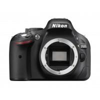 Nikon D5200 SLR-Digitalkamera (24,1 Megapixel, 7,6 cm (3 Zoll) TFT-Display, Full HD, HDMI) Kit inkl. AF-S DX 18-55 VR II Objektiv schwarz-22
