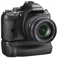 Olympus E-620 SLR-Digitalkamera (12 Megapixel, Bildstabilisator, Live View, Art Filter) Kit inkl. Batteriegriff and 14-42mm Objektiv-22