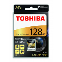 Toshiba High Speed M102 Speicherkarte microSDHC gold 128 GB-22