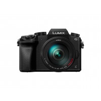 Panasonic Lumix DMC-G7H Kamera Mirrorless Digital mit Objektiv Standard Zoom Lumix G Vario 14 - 140 mm H-FS14140, Foto und Video 4 K, WLAN, Schwarz-22