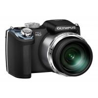 Olympus SP-720UZ Digitalkamera (14 Megapixel, 26-fach opt. Zoom, 7,6 cm (3 Zoll) Display, bildstabilisiert) schwarz-22