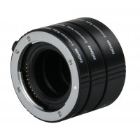 Dörr Zwischenringsatz (10/16/21 mm) für Sony E-Mount schwarz-22