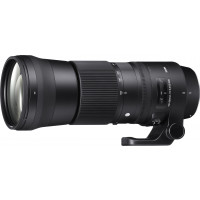 Sigma 150-600mm F5,0-6,3 DG OS HSM Contemporary (95mm Filtergewinde) für Canon Objektivbajonett-22