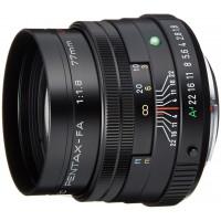 PENTAX telephoto lens FA77mm F1.8 Limited black FA77F1.8B-22