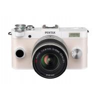 Pentax Q-S1 Systemkamera (12 Megapixel, 7,6 cm (3 Zoll) HD-LCD-Display, bildstabilisiert, DRII Dust Removal System, Full-HD-Video, HDMI) Kit inkl. 5-15 mm Objektiv weiß-22