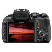 Fujifilm Finepix HS10 Digitalkamera (10 Megapixel, 30-fach opt.Zoom, 7,6 cm Display, Bildstabilisator) schwarz-22