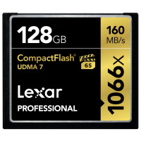 Lexar Professional 128GB 1066x Speed 160MB/s Compact Flash Speicherkarte-22