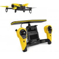 Parrot Bebop Drohne + Parrot Skycontroller gelb-22