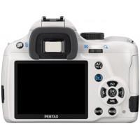 Pentax K 50 SLR-Digitalkamera (16 Megapixel, APS-C CMOS Sensor, 1080p, Full HD, 7,6 cm (3 Zoll) Display, Bildstabilisator) weiß (nur Gehäuse)-22