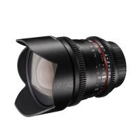 Walimex Pro 10mm 1:3,1 VCSC-Weitwinkelobjektiv (inkl. Gegenlichtblende, IF, Zahnkranz, stufenlose Blende und Fokus) für Fuji X Objektivbajonett schwarz-22
