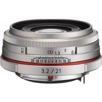 PENTAX DA21mm F3.2AL Limited SILVER K-mount APS-C 21420 HD DA21F3.2AL Limited SL-22