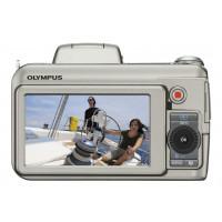 OLYMPUS SP-800UZ 14MPix Digicam silver 30x wide Zoom 3Zoll 7,6cm LCD Dual Bildstabilisator HD Movie 2GB int. Speicher-22