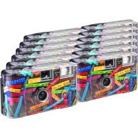 TopShot I mog di schwarz Einwegkamera / Hochzeitskamera (27 Fotos, Blitz, 12-er Pack)-21