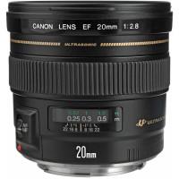 Canon EF USM 2,8/20-22