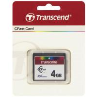 Transcend Compact Flash CFast 4GB Speicherkarte-22