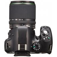 RICOH digitale SLR PENTAX K-50 DA18-135mmWR Objektiv-Kit schwarz K-50 18-135WR KIT SCHWARZ 10918-22