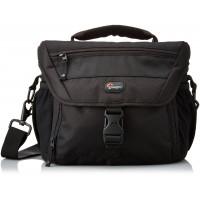 Lowepro Nova 180 AW Kameratasche (für SLR mit angesetztem Objektiv und bis zu 2 zusätzlichen Objektiven) schwarz-22