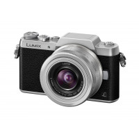 Panasonic LUMIX G DMC-GF7KEG-S Systemkamera (16 Megapixel, High-Speed Autofokus, 3 Zoll Touch-Display, WiFi und NFC) mit Objektiv H-FS12032E schwarz/silber-22