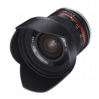 Samyang 12mm F2.0 Objektiv für Anschluss Micro Four Thirds schwarz-22