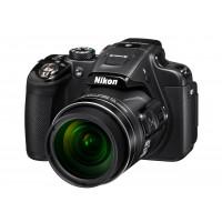 Nikon Coolpix P610 Digitalkamera (16 Megapixel, 60-fach opt. Zoom, 7,6 cm (3 Zoll) LCD-Display, USB 2.0, bildstabilisiert) schwarz-22