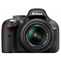 Nikon D5200 SLR-Digitalkamera (24,1 Megapixel, 7,6 cm (3 Zoll) TFT-Display, Full HD, HDMI) Kit inkl. AF-S DX 18-55 mm VR Objektiv schwarz-22