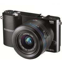 Samsung NX1000 Systemkamera (20 Megapixel, 7,6 cm (3 Zoll) Display) inkl. 20-50mm F3.5-5.6 ED II Objektiv schwarz-22