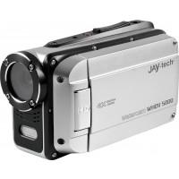 Jaytech 77007409 Wasserkamera (WHDV 5000, 5 Megapixel, CMOS Sensor, Full HD, 1920x1080p) silber-22