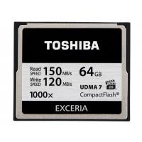 Toshiba Exceria CompactFlash 64GB (bis zu 150MB/s lesen) Speicherkarte schwarz-22