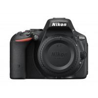 Nikon D5500 SLR-Digitalkamera (24,2 Megapixel, 8,1 cm (3,2 Zoll) Neig und drehbares Touchscreen-Display, 39 AF-Messfelder, ISO 100-25.600, Full-HD-Video, Wi-Fi, HDMI) nur Gehäuse schwarz-22