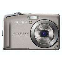 FujiFilm FinePix F50fd Digitalkamera (12 Megapixel, 3-fach opt. Zoom, 6,9 cm (2,7 Zoll) Display) silber-22
