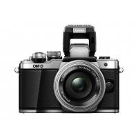 Olympus OM-D E-M10 Mark II Systemkamera (16 Megapixel, 5-Achsen VCM BildsTabilisator, elektronischer Sucher mit 2,36 Mio. OLED, Full-HD, WLAN, Metallgehäuse) Kit inkl. 14-42mm Objektiv silber-22