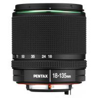 Pentax SMC DA F3.5-5.6 ED AL IF DC WR Objektiv (18-135 mm)-22