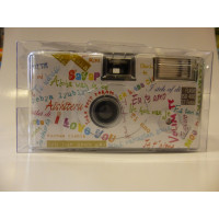 20x Hochzeitskamera Einwegkamera I mog Di weiss-21