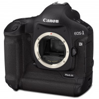 Canon EOS 1D Mark III SLR-Digitalkamera (10,1 Megapixel) Gehäuse-22