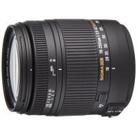 Sigma 18-250 mm F3,5-6,3 DC Macro OS HSM Objektiv (62 mm Filtergewinde) für Nikon Objektivbajonett-22