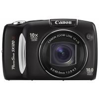 Canon PowerShot SX120 IS Digitalkamera (10 Megapixel, 10-fach opt. Zoom, 7,6 cm (3 Zoll) LCD-Display) schwarz-22